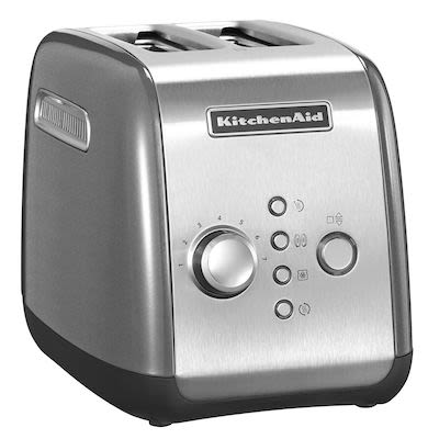 Kitchen Aid  Toaster Silver