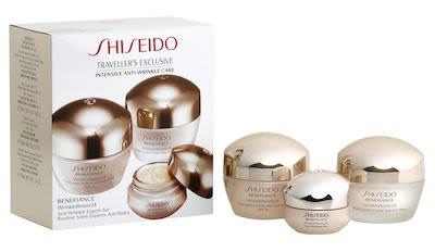Shiseido Benefiance WR24 Anti Wrinkle Expert Set