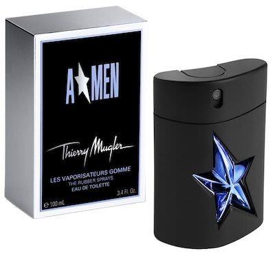 Thierry Mugler A*MEN Rubber Refillable EdT 100 ml