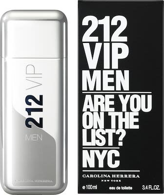 Carolina Herrera 212 VIP EdT 100 ml