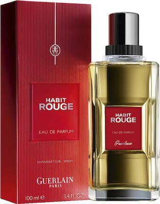 Guerlain Habit Rouge EdP 100 ml