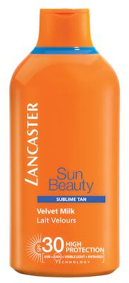 Lancaster Sun Beauty Silky Milk SPF30 400 ml