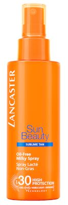 Lancaster Suncare Oil Free Milky Spray SPF30 150 ml