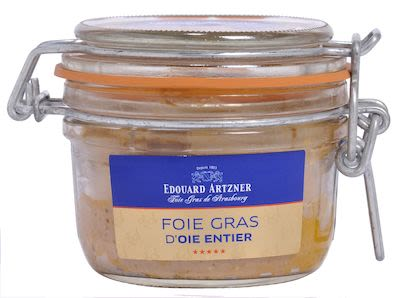 Artzner Goose Liver in a Jar with Box 120 g
