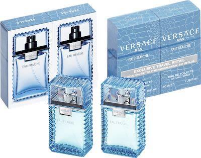 Versace Man Eau Fraiche EdT 2x30 ml