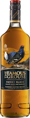 Famous Grouse Smokey Black 100 cl. - Alc. 40% Vol.