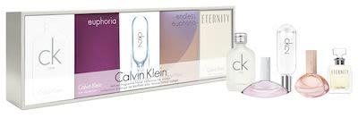 Calvin Klein Travel Coffret Set for Woman