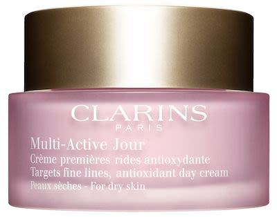 Clarins Multi Active Day Cream Dry Skin 50 ml