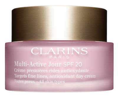 Clarins Multi Active Day Cream All Skin Types SPF 20 50 ml