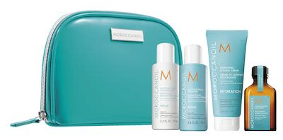 Moroccanoil Styling Travel Set