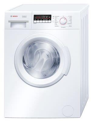 Bosch WAB28266SN Washer