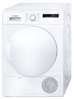 Bosch WTH83007SN Condenser Dryer