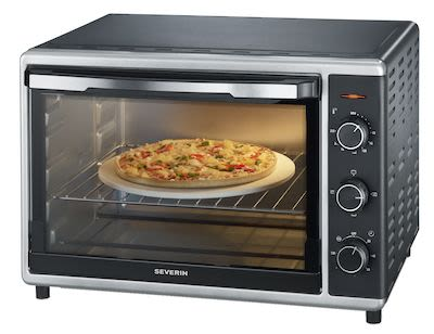 Severin TO2058 Toast Oven with Hot Air Function