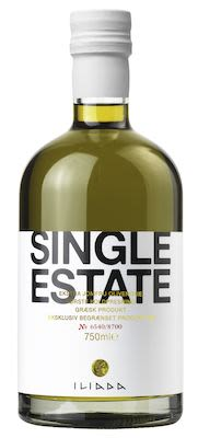 Single Estate Extra Virgin Olive Oil 750 ml