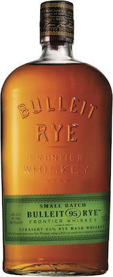 """Bulleit """"95"""" Rye, 100 cl. - Alc. 45% Vol."""