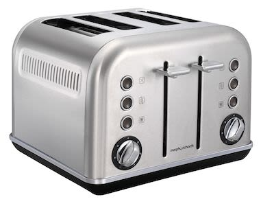 Morphy Richards Brushed Accents Toaster