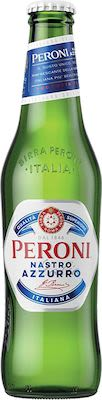 Peroni Nastro Azzuro Beer 24x33 cl btl - Alc. 5% Vol.
