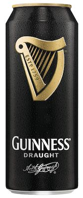 Guinness Draught 24x44 cl. cans. - Alc. 4.2% Vol.