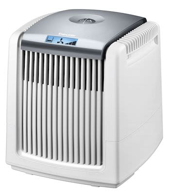 Beurer LW220 Air Washer: Air Humidifications + Air Cleaning