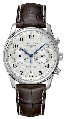 Longines Gent's Master Collection Chrono Watch