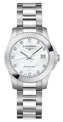 Longines Ladies' Conquest Watch