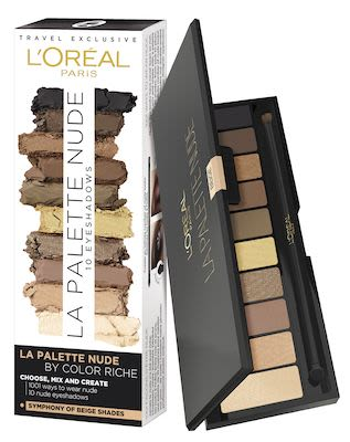 L'Oréal Color Riche La Palette Nude Set