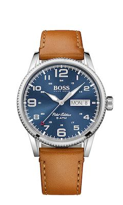 Hugo Boss Gent's Pilot Watch .