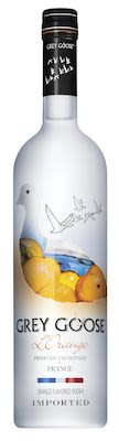 Grey Goose Vodka L'Orange 100 cl. - Alc. 40% Vol.
