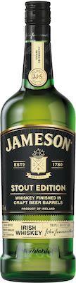 Jameson Caskmates, 100 cl. - Alc. 40% Vol. Irish.