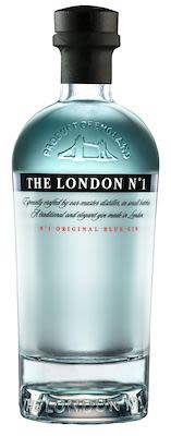 The London Nº1 Orginal Blue Gin 100 cl. - Alc. 47% Vol.