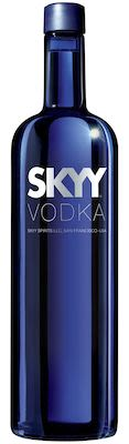 Skyy Vodka 100 cl. - Alc. 40% Vol.