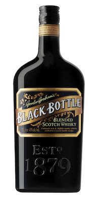 Black Bottle Blended Scotch Whisky 100 cl. - Alc. 40% Vol.