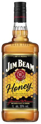 Jim Beam Honey 100 cl. - Alc. 35% Vol.