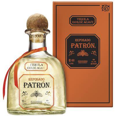 Patron Tequila Reposado 100 cl. - Alc. 40% Vol.