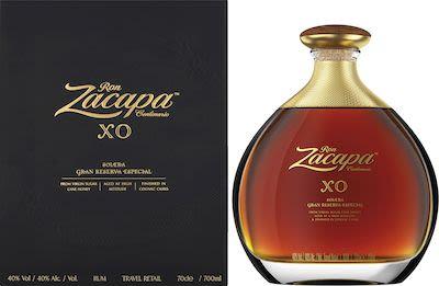 Zacapa Centenario XO Rum Solera Gran Reserva Especial 70 cl. - Alc. 40% Vol. In gift box.