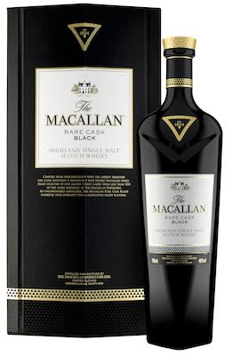 Macallan Rare Cask Black, 70 cl. - Alc. 48% Vol. In gift box. Speyside.