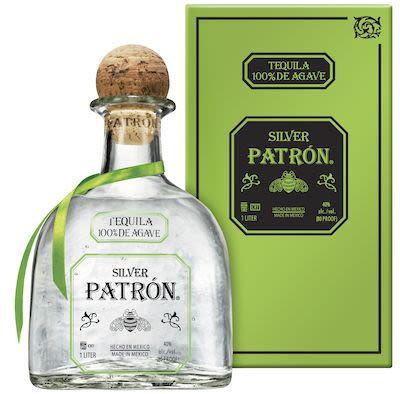 Patron Tequila Silver 100 cl. - Alc. 40% Vol