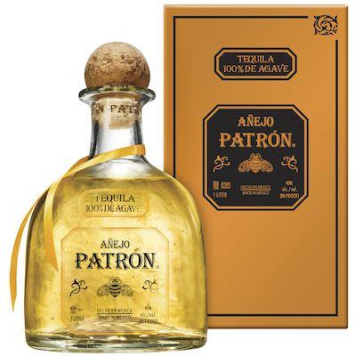 Patron Tequila Añejo 100 cl. - Alc. 40% Vol