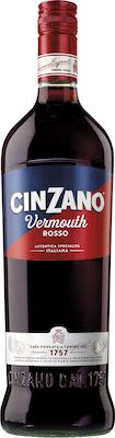 Cinzano Rosso 100 cl. - Alc. 15% Vol.