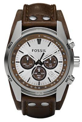 Fossil Gent's Coachman Chrono