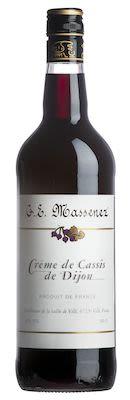 Massenez Crème de Cassis 100 cl. - Alc. 20% Vol.