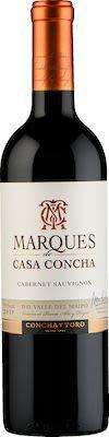 Marqués de Casa Concha  Cab.Sauvig. Puente Alto DO  75 cl. - Alc. 14% Vol.