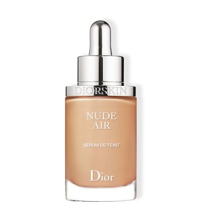 Diorskin Nude Air sérum Nude Healthy Glow Ultra-fluid Serum Foundation N°030 Medium Beige 30 ml