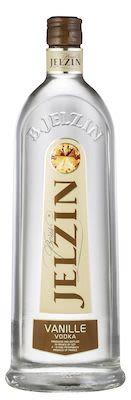 Jelzin Vanilla 100 cl. - Alc. 37,5% Vol.
