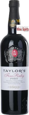 Taylor's Fine Ruby Port 75 cl. - Alc. 20% Vol.