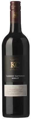 KC Cabernet Sauvignon/Merlot 75 cl. - Alc. 13% Vol.