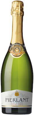 Pierlant Demi Sec Vin Mousseux 75 cl. - Alc. 11% Vol.