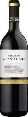 Château Grand Desir Bordeaux 75 cl. - Alc. 12,5% Vol.