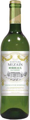 Château Mezain Sauvignon Bordeaux 75 cl. - Alc. 12% Vol.