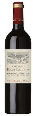 Château Haut Laulion Bordeaux Supérieur 75 cl. - Alc. 13% Vol.